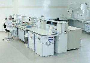 Полы для фармацевтических производств под ключ