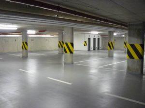 Наливные и бетонные полы для паркингов
